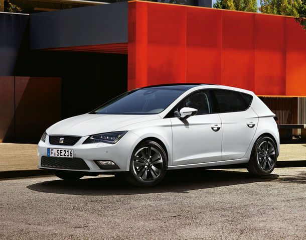 Seat Leon ST Reference 1.6 TDI S/S Einparkhilfe